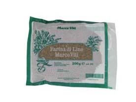 farina di lino marco viti