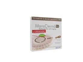 monoderm{ c 10 prodotto dermatologico contiene vitamina c pura alla concentrazione del 10%. la vitamina