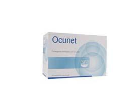 ocunet detergente perioculare indicato per: