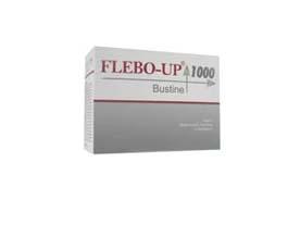 flebo-up 1000 integratore alimentare a base di bioflavonoidi, carnitina e vitamina c, indicato nei casi