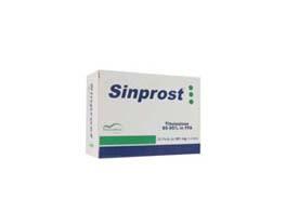 sinprost integratore alimentare a base di estratto lipidico-sterolico di serenoa repens titolato