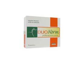 duo norm aiuta a recuperare la normale funzionalit{ intestinale. contrasta